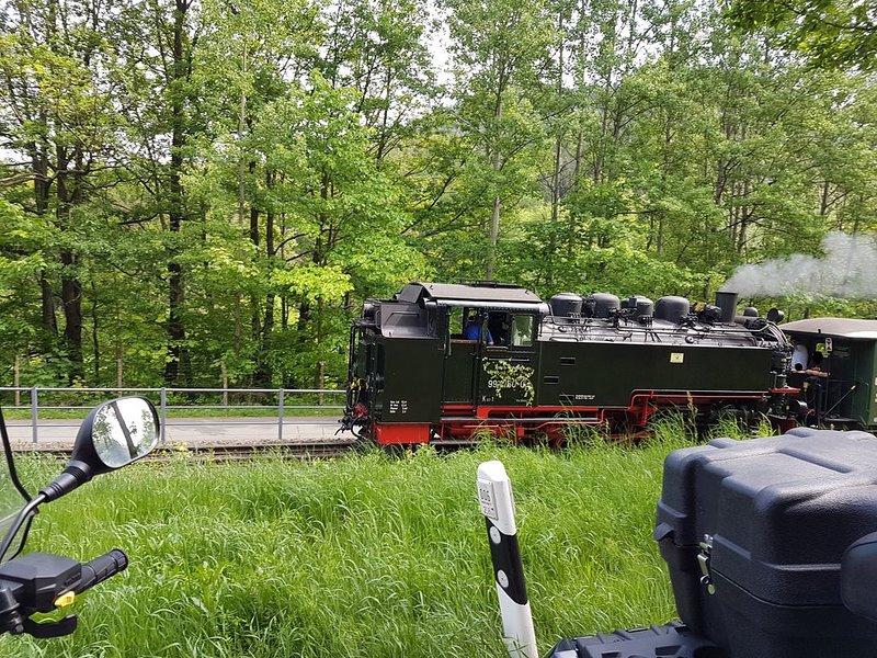 Chemin de fer à voie étroite de Zittau