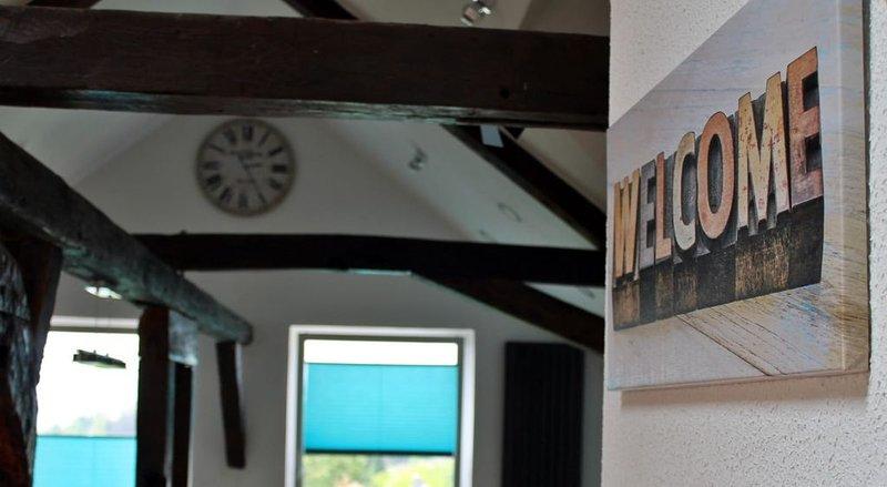 Gastsein ist gut – heimkommen ist besser, location de vacances à Welschneudorf