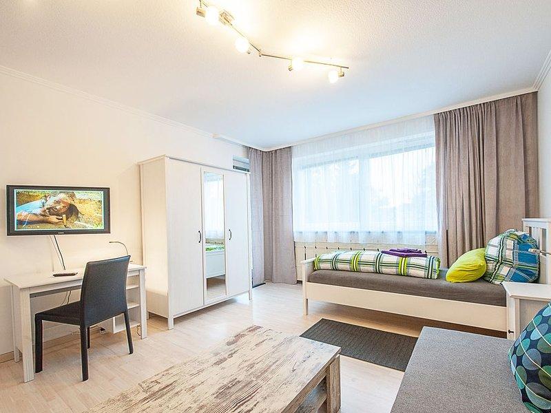 Chambre 1 2 lits simples + 1 canapé-lit 1,40 * 2,00 pour 5ème ou 6ème personne