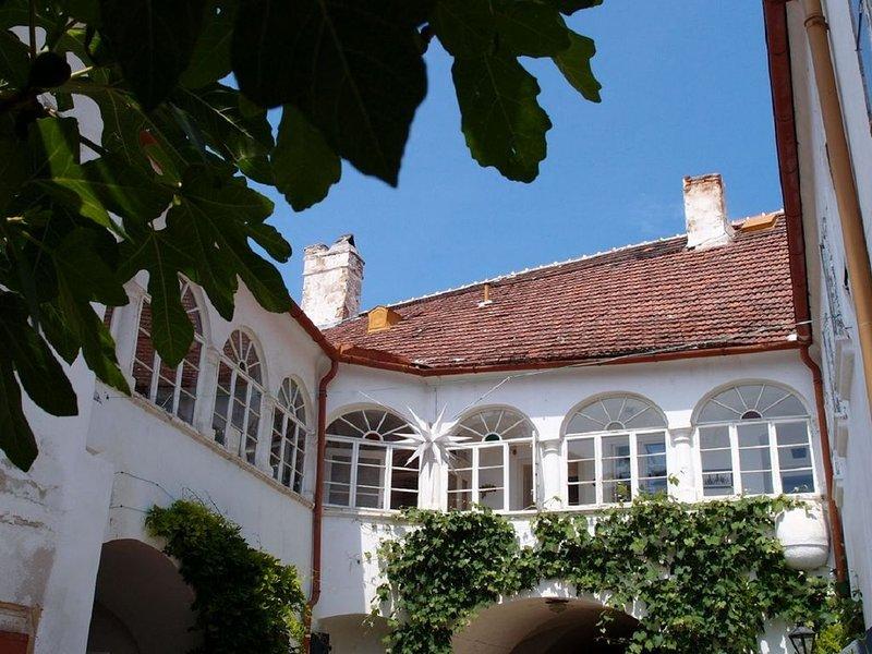 Gästesuiten im Orgelbauerhaus, location de vacances à Brunn bei Pitten