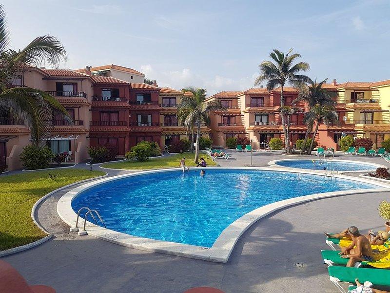 APARTAMENTO RELAX FRENTE AL OCÉANO, location de vacances à Brena Baja