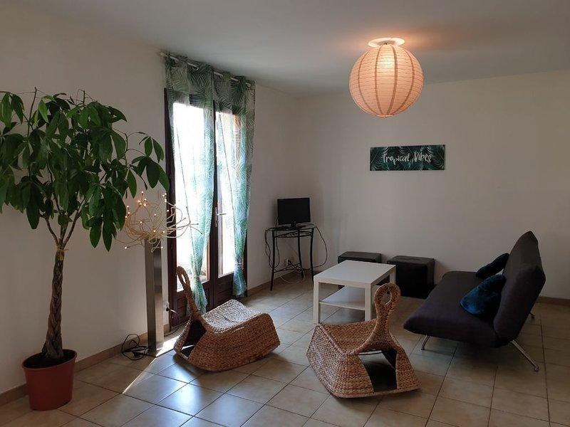 Maison 6 personnes epernay cumieres, location de vacances à Saint-Martin-d'Ablois