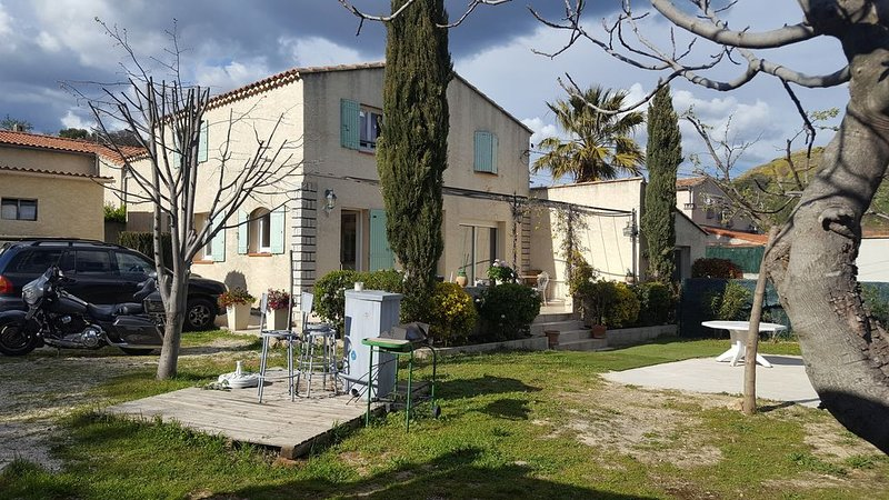 maison traditionnelle en provence, holiday rental in Plan De Cuques