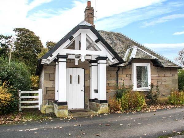 The Lodge, BERWICK-UPON-TWEED, location de vacances à Norham