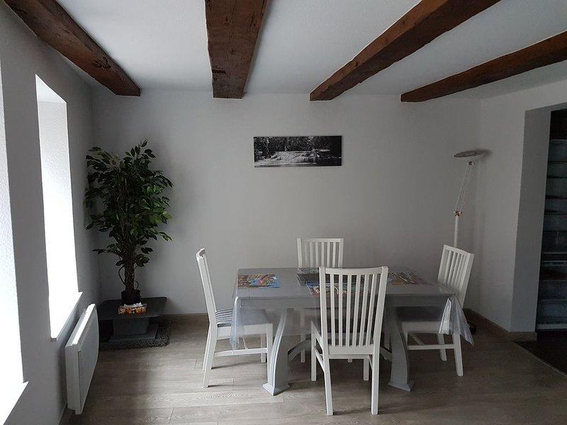 Les Colombages ** Appartement Petite Venise centre historique, Ferienwohnung in Colmar