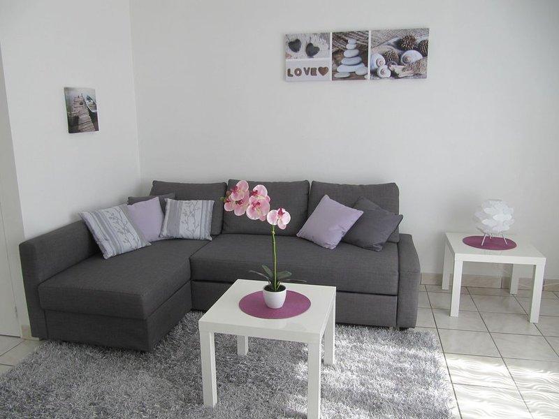 Bel appartement avec Balcon, casa vacanza a Saint-Medard-en-Jalles