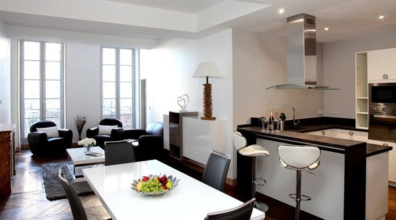 Appartement 1er etage centre ville 2 chambres, holiday rental in Cote d'Or