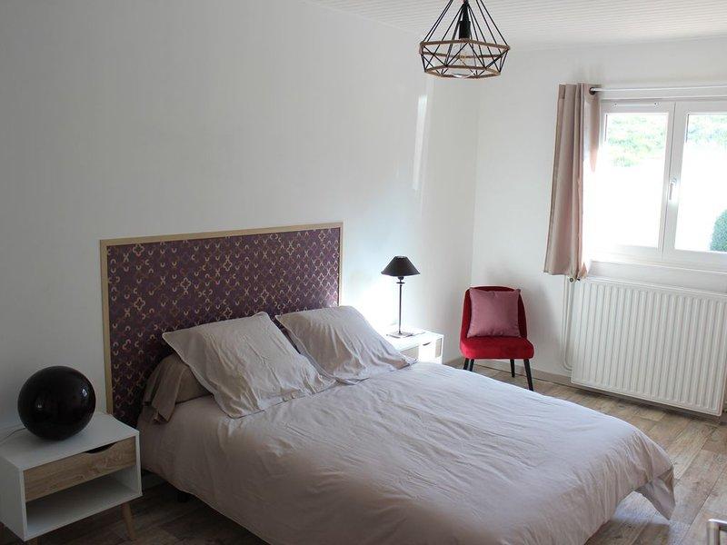 Maison de campagne entièrement rénovée, holiday rental in Beauvoir Wavans