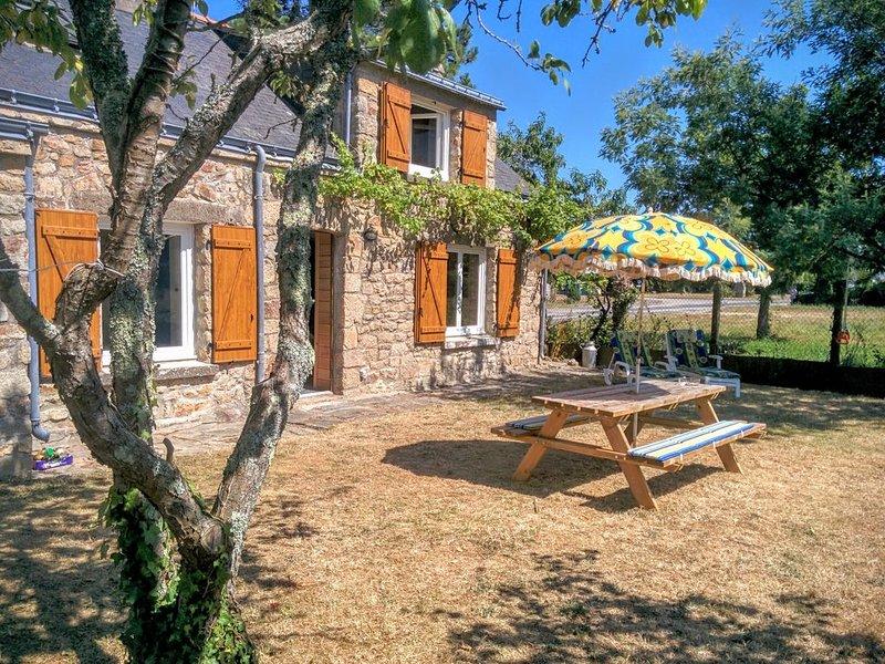 Charmante maison à la Ria d'Etel, holiday rental in Landevant