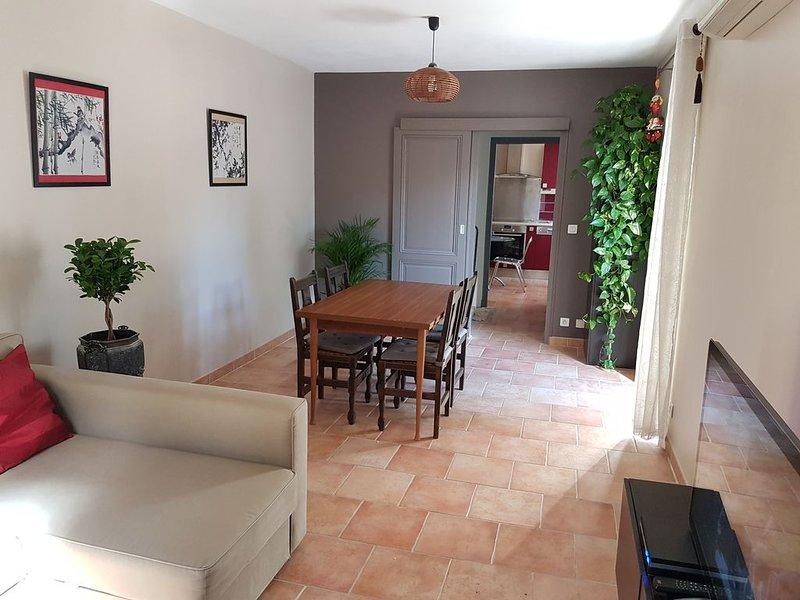 Maison en centre ville de Narbonne, vacation rental in Narbonne