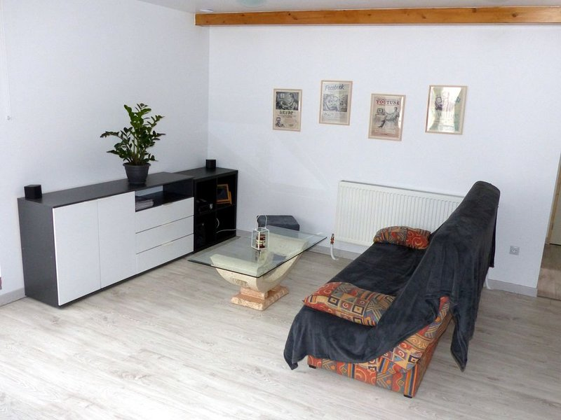 Appartement classé 3 étoiles à proximité de Saverne, holiday rental in Saverne