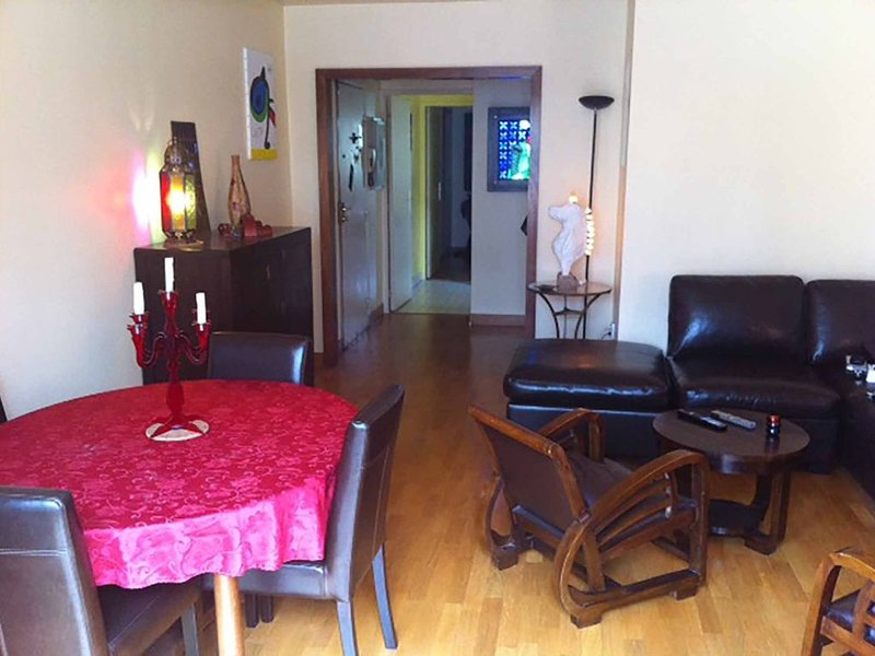 GRAND 2 PIECES AU COEUR DE LA BUTTE AUX CAILLES (PARIS 13), holiday rental in Gentilly