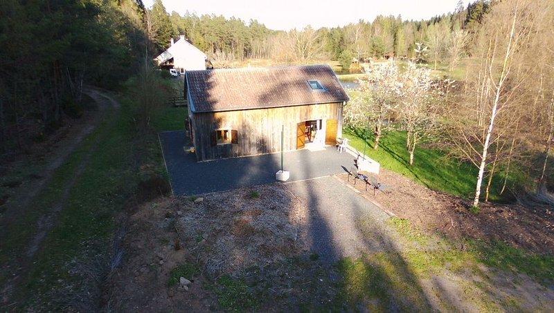 Petit maison en milieu de Foret., vacation rental in Autrey