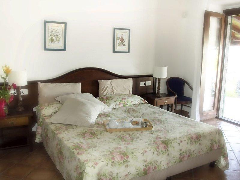 Etna-Sea View Room - Camera con vista sull'Etna e sul mare, alquiler de vacaciones en Sant'Alfio