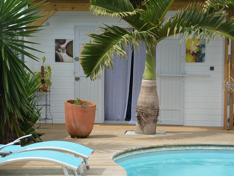 Chalet de charme 'La Laurma', location de vacances à Bras-Panon