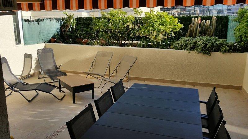 RARE dans Nice = 3 Pièces 71m2 avec Piscine -Grande Terrasse - Parking, location de vacances à Saint-André-de-la-Roche
