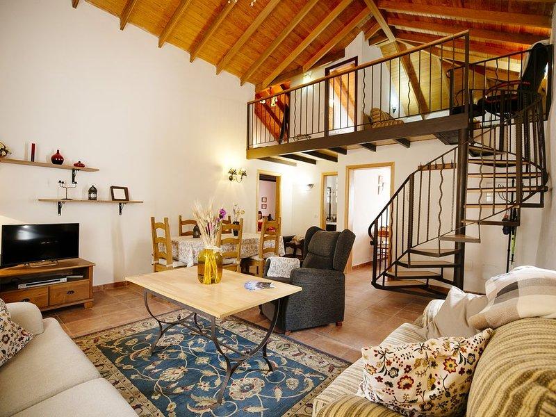 Preciosa casa tradicional en entorno rural, vacation rental in Fataga