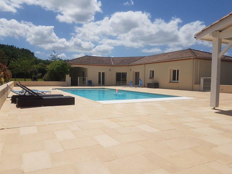 Vivre ses vacances à la campagne, holiday rental in Castelmoron-sur-Lot