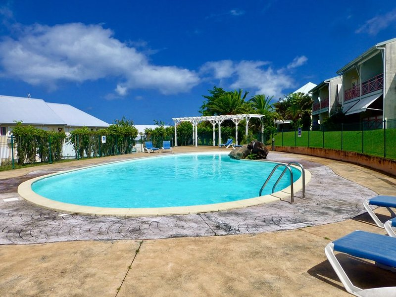 La Fleur de Caraibes, holiday rental in Matouba