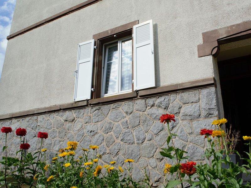 Location d'un appartement de 100m2, holiday rental in Sondernach