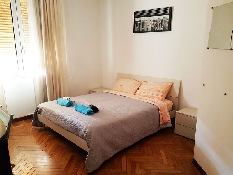 The apartment is located near the fair in Bologna and near the city centre., holiday rental in Corticella