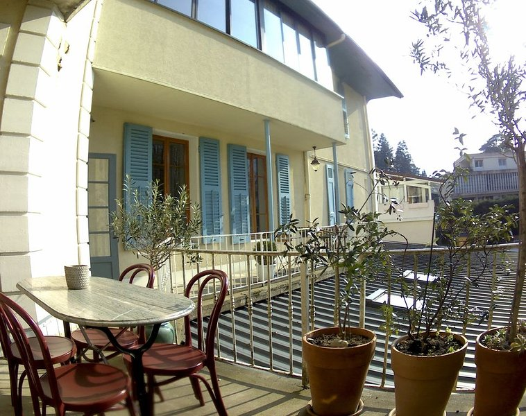 Charmant appartement au pied des montagnes, holiday rental in Chamousset