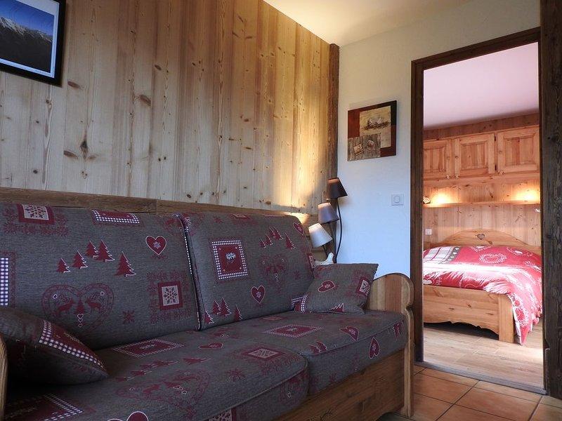 Appartement tout confort à Cordon (3 étoiles), location de vacances à Cordon