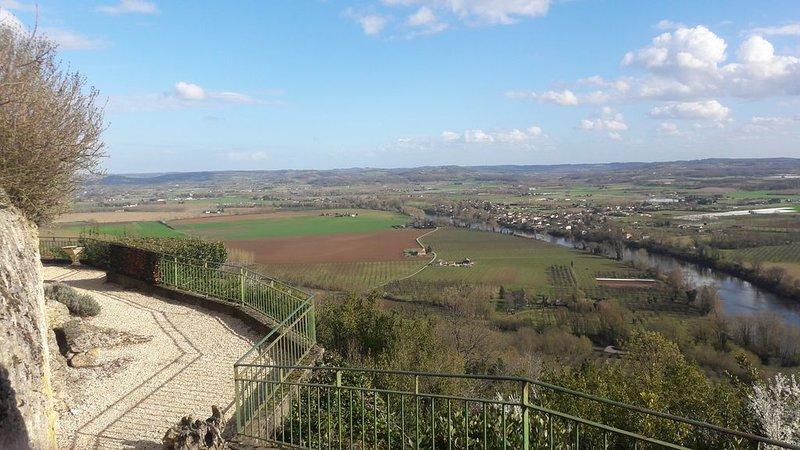Farniente au Pays des bastides, vacation rental in Brugnac