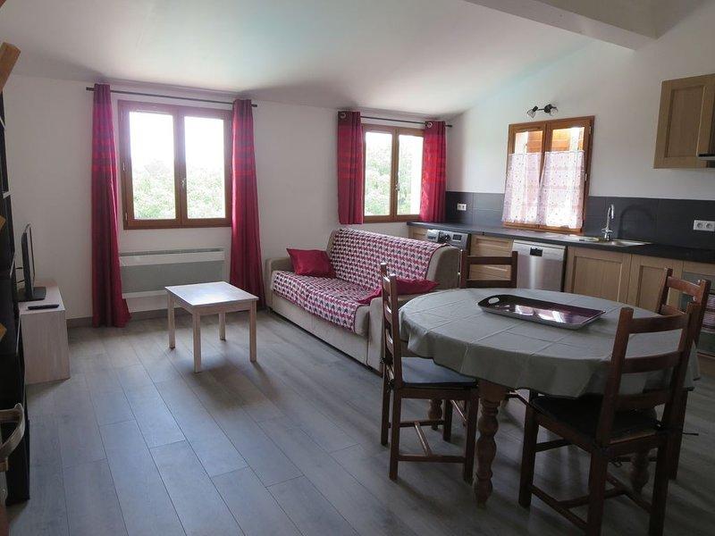 2 Pièces Coteaux d'Azur, vacation rental in Colomars