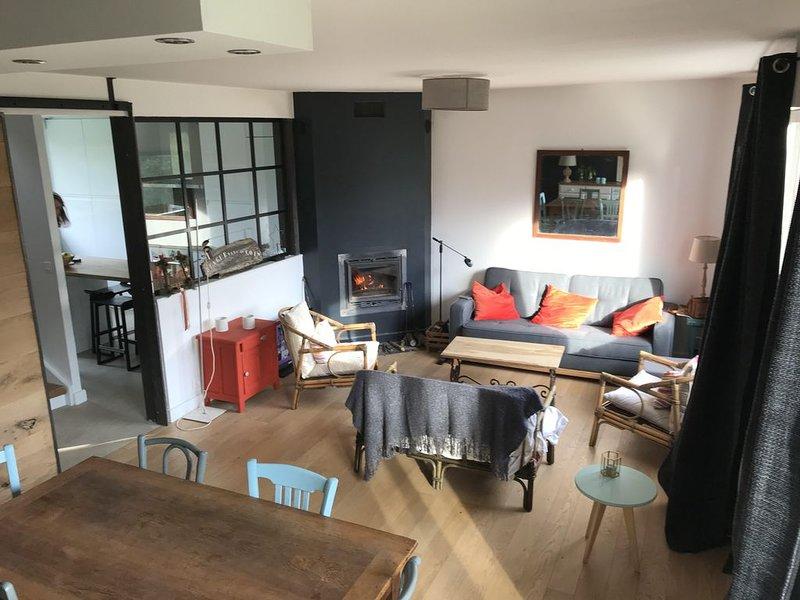 Maison 6 personnes- Le Touquet, location de vacances à Le Touquet – Paris-Plage