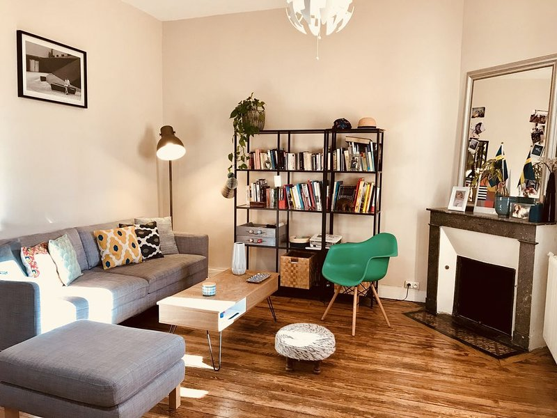 Home sweet home avec adorable jardin, vacation rental in Talence