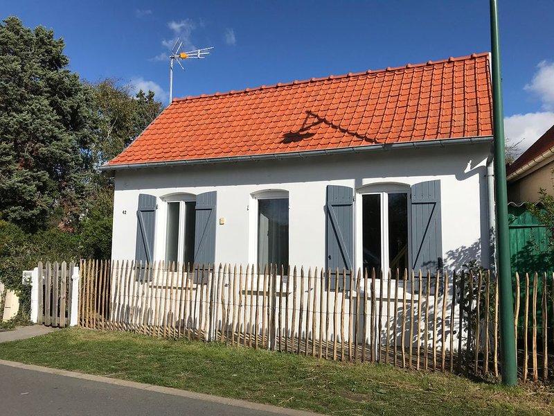 charmante maison de vacances, vacation rental in Fort-Mahon-Plage