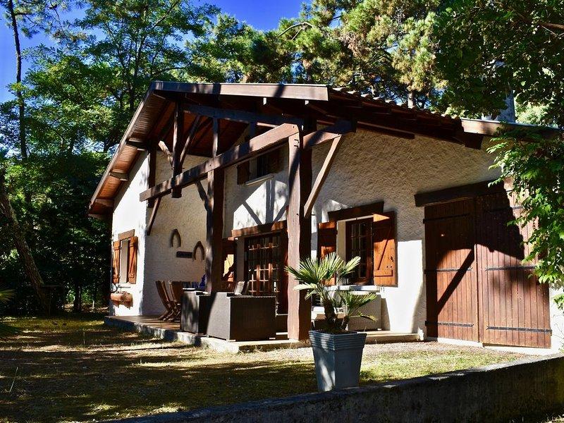 Villa proche village des pêcheurs au Cap Ferret, holiday rental in Lege-Cap-Ferret
