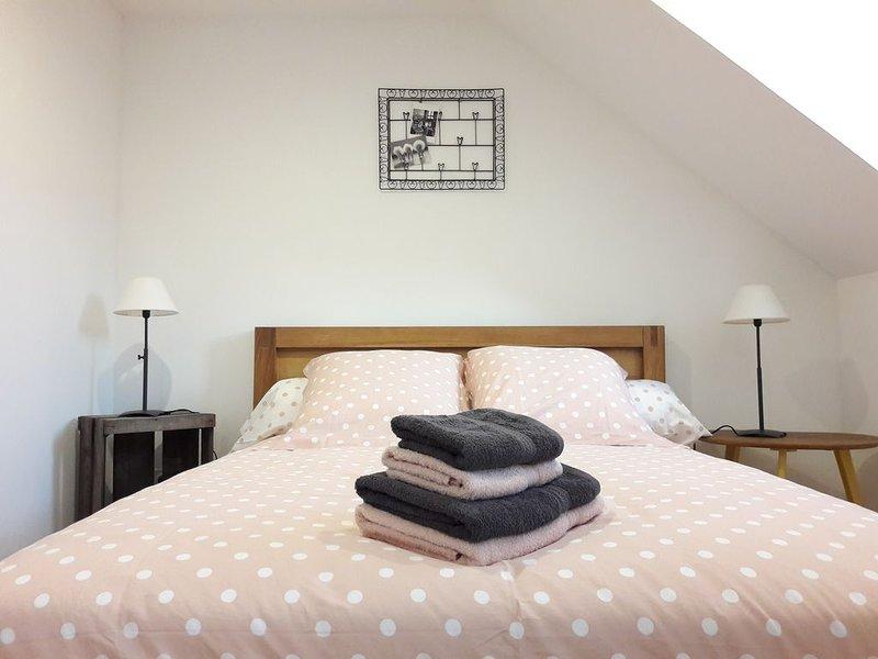 Honfleur sur son 31, appartement 1 à 4 personnes, Ferienwohnung in Gonneville-sur-Honfleur