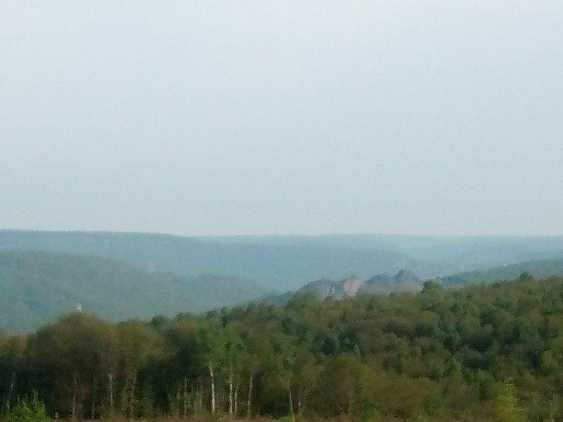 Gite Ardenic au coeur de la vallée de la meuse, holiday rental in Montherme