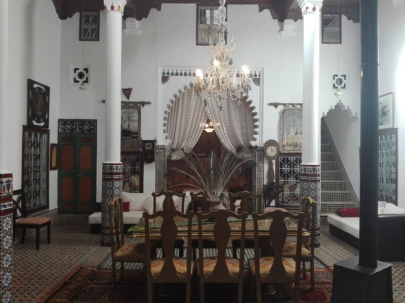 Riad Dar Khatib shar, holiday rental in Tetouan
