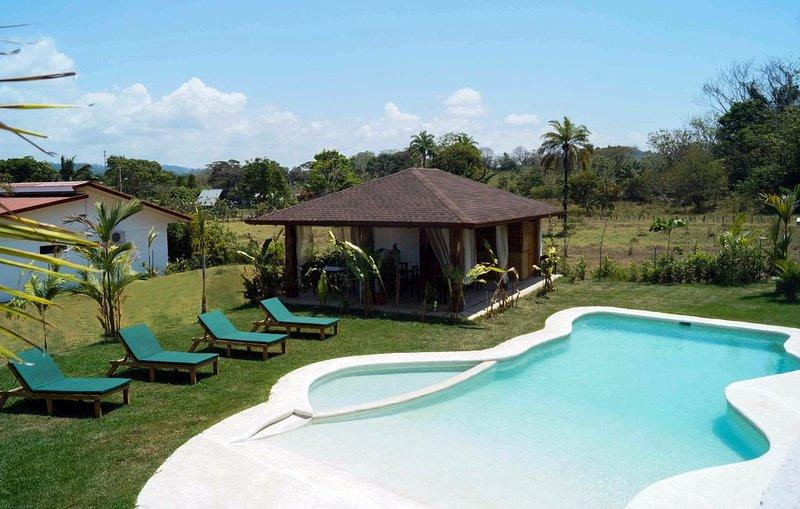 Origenes Lodge - Casa Privada, holiday rental in Carara
