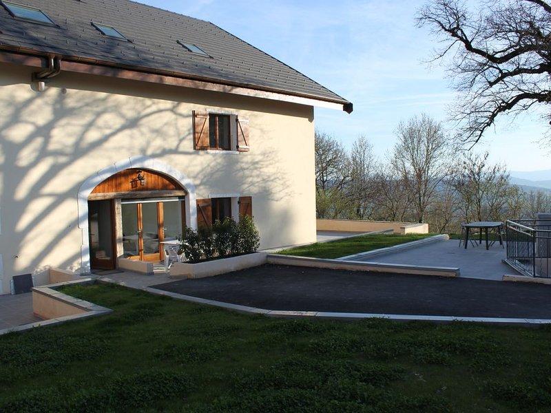 Résidence du Château, location de vacances à Bellegarde-sur-Valserine
