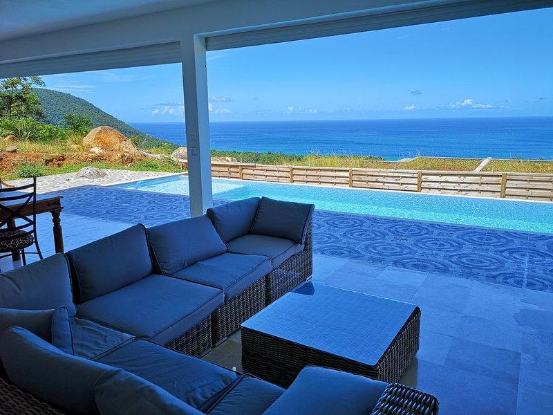 Villa Savane Paille 2, holiday rental in Cafeiere