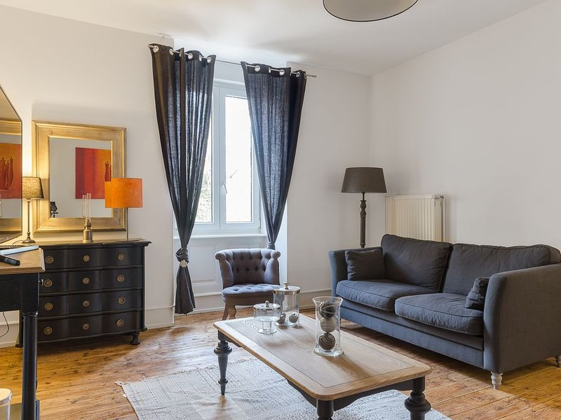 Riquewihr - grand appartement classé 4****, holiday rental in Beblenheim