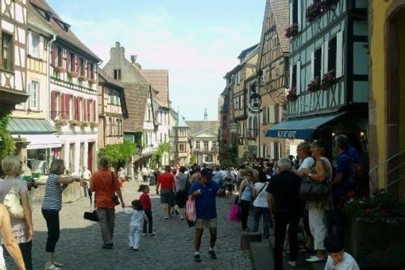 Gîte à Riquewihr - Au coeur de la vieille ville - 4 personnes, location de vacances à Riquewihr