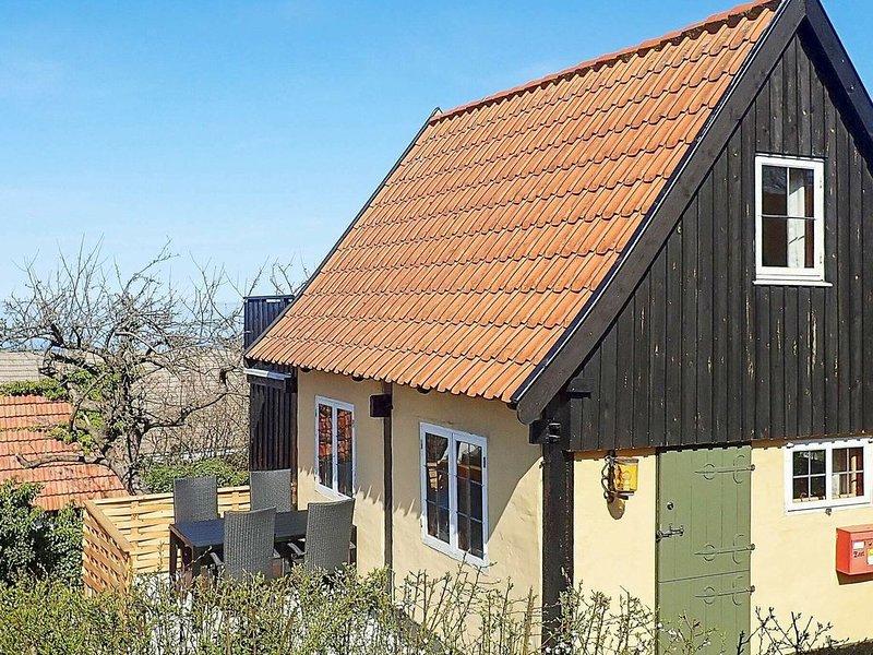 Elegant Seaside Holiday Home in Svaneke close to Sea, vacation rental in Bornholm