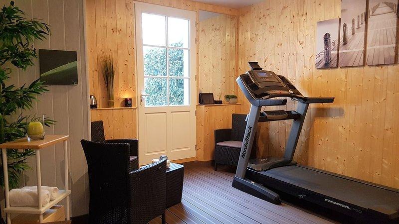 Appartement moderne à Saint Dyé sur Loire proche Chambord tout confort + vélos, vacation rental in Mer