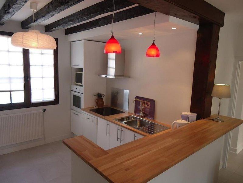 Maison Solognote confortable pour des vacances agréables en famille, vacation rental in Fontaines-en-Sologne