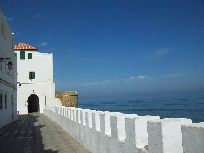 Assilah et sa médina, la perle du Maroc, alquiler de vacaciones en Arcila