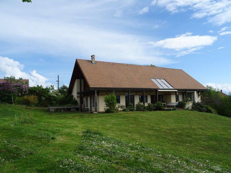 Gîte des Baconnets 13 Places, location de vacances à Gresse-en-Vercors