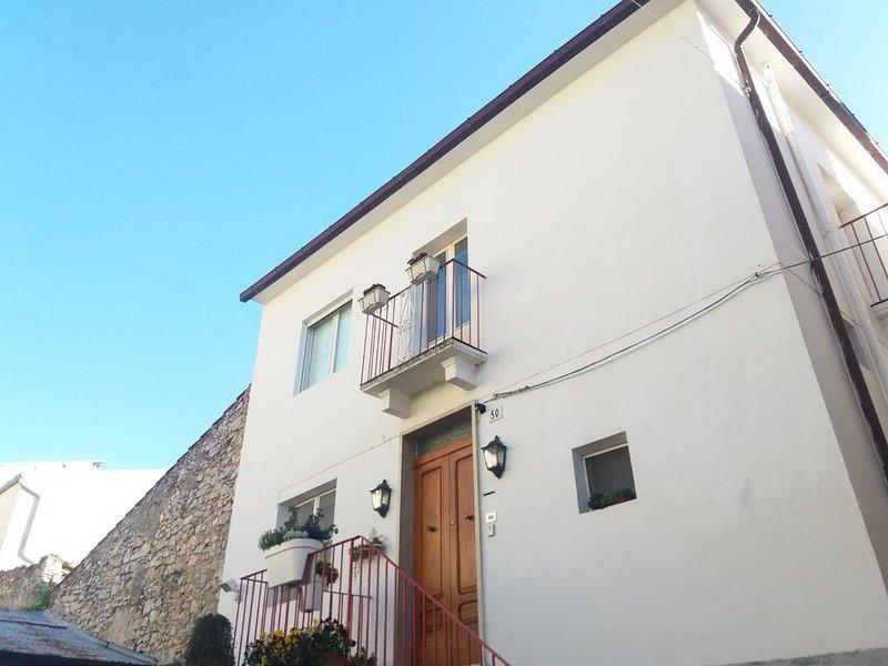 Casa Fermina (Fermina House), casa vacanza a Scanno
