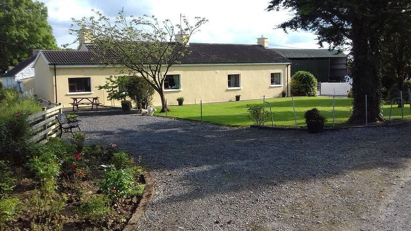 Old - Style Traditional Irish Farmhouse + Wi Fi  included Free, sleeps 5, vacation rental in Tipperary