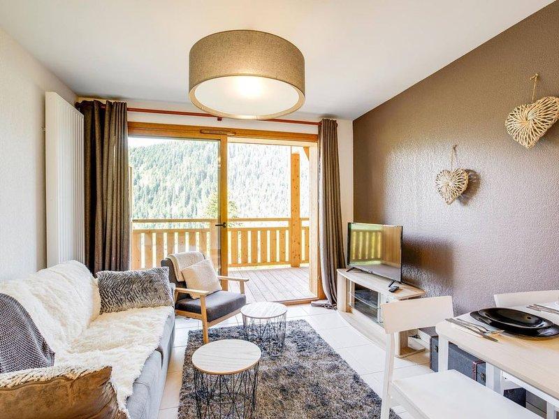 Appartement 4 personnes à Châtel – semesterbostad i Chatel