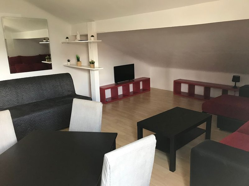 Appartement  T2 cosy Entre Caneta et centre ville d'Hendaye, holiday rental in Irun